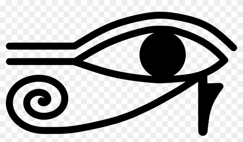 Open - Eye Of Horus Tattoo #385667