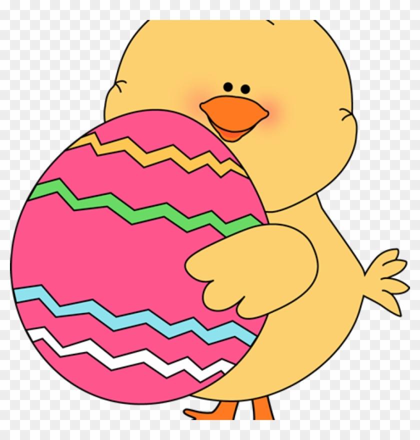 Easter Chick Clipart Easter Chick Clip Art Easter Chick - Easter Egg Clipart Png #61107