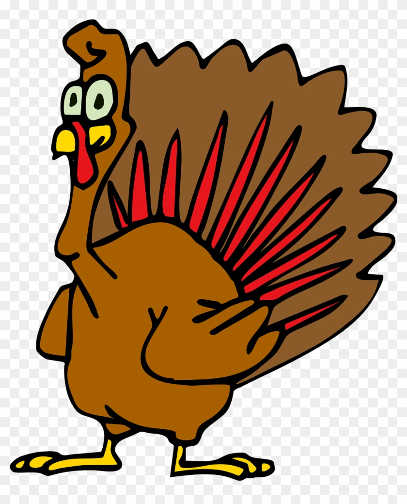 Download Turkey Clip Art ~ Free Clipart Of Turkeys - Eat Turkey Greeting Card #61237
