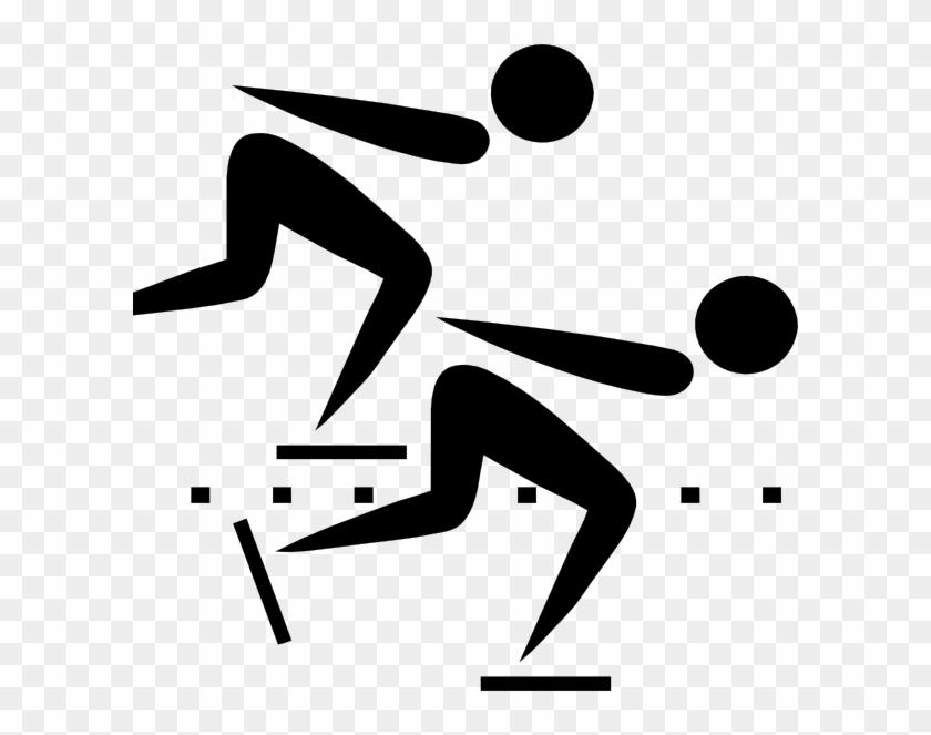 Short Track Speed Skating #61252