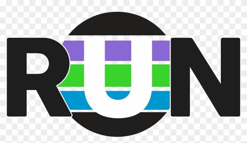 U Run Logo Transparent - Design #61268