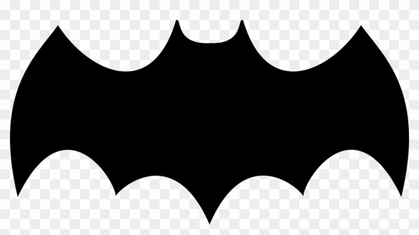 Batman Tv Show By Jmk-prime - Original Batman Logo 1966 #61272