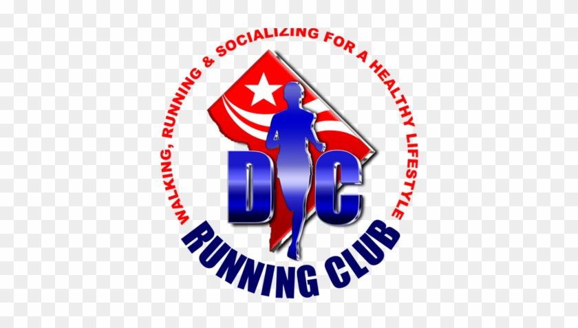 Dc Running Club - Graphic Design #61289
