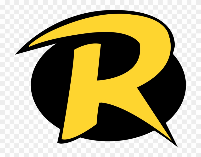 Robin Clipart Logo - Dick Grayson Robin Logo #61311