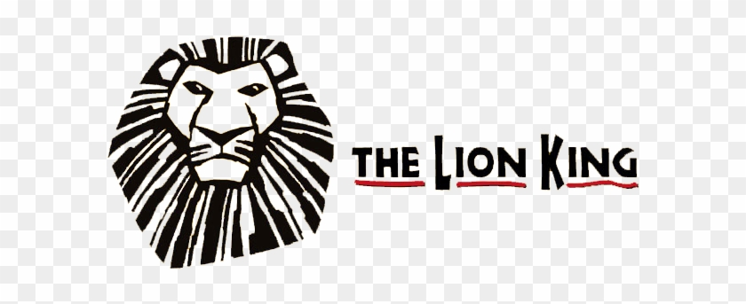 The Lion King Clipart Logo Lion King Musical Book Free