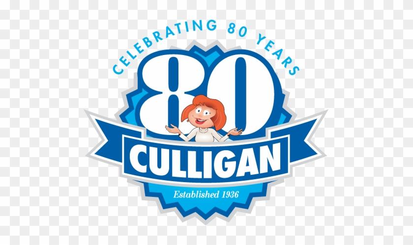 Celebrating 80 Years - Culligan Water #61369
