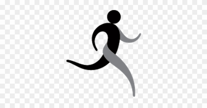 Sports - Running - Clipart - Physical Health Clip Art #61423