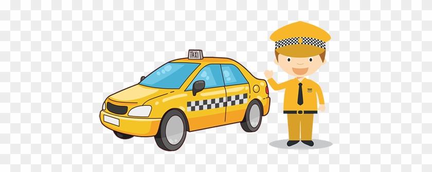 Transportation - Taxi Png #61451