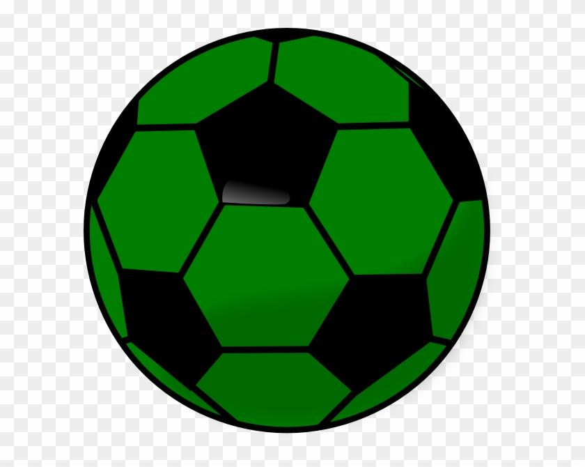 Soccerball Clip Art At Clkercom Vector Online