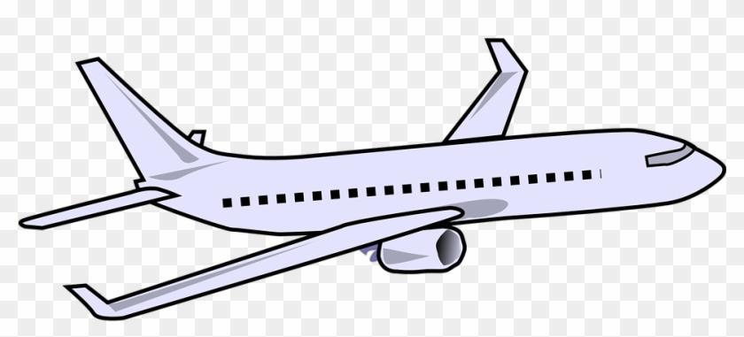 Clipart Flugzeug - Airplane Clipart #61645
