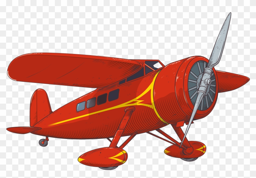 Airplane Clipart Photos Android - Stinson Reliant #61669