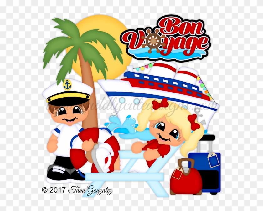 Bon Voyage - Cartoon #61690