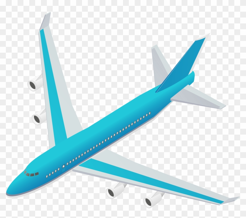 Airplane Clipart Photos Iphone - Transparent Background Airplane Clipart #61714