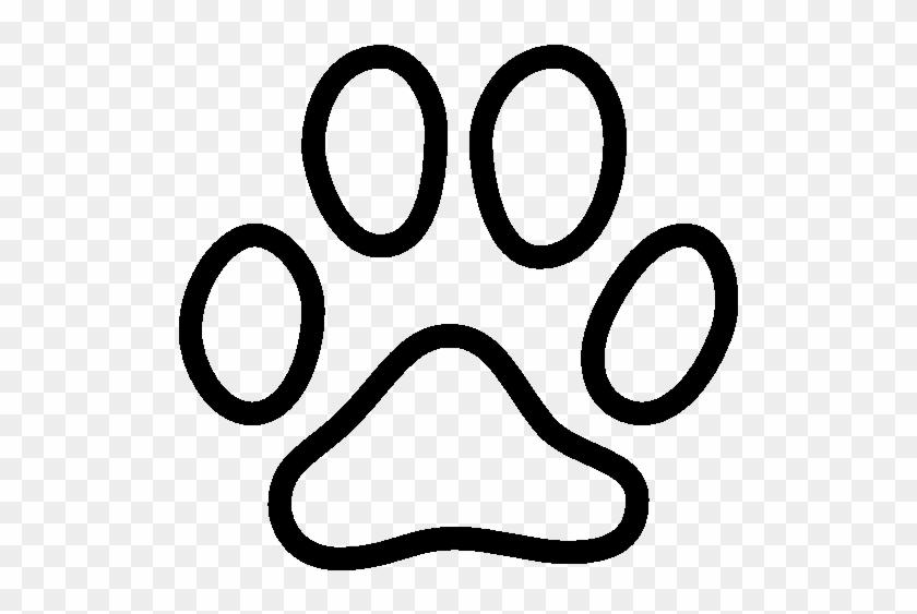Animals Cat Footprint Icon - Cat Minimal Png #61781