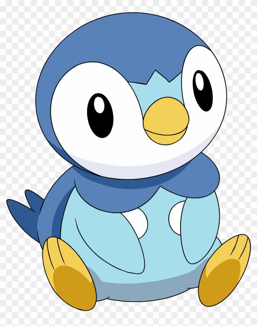 Piplup - Pokemon Piplup #61816