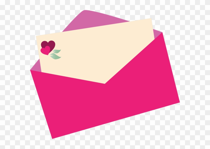 Enveloppes,cartes - Mail Icon Rose #61903