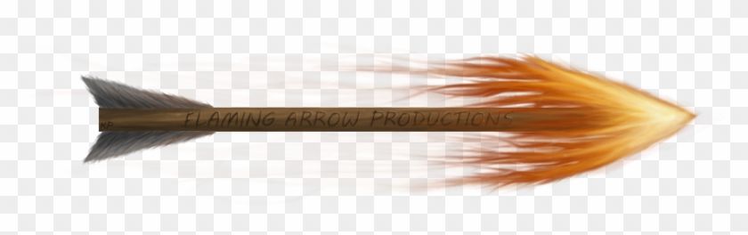 Bow And Arrow Hunger Games Clip Art Download - Fire Arrow #62023