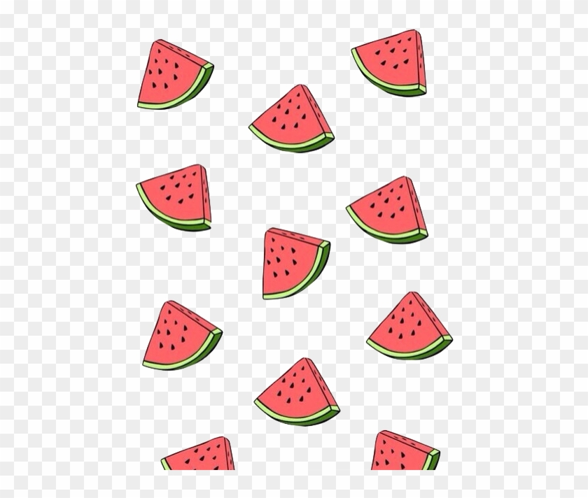 Tumblr Clipart Png - Watermelon Background #62049