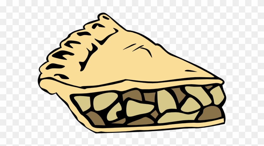 Pie Clip Art - Apple Pie Slice Clip Art #62056