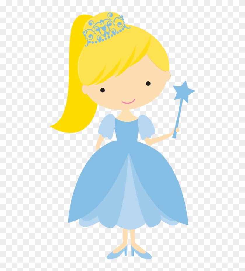 Pretty Princess Clip Art - Clip Art #62119