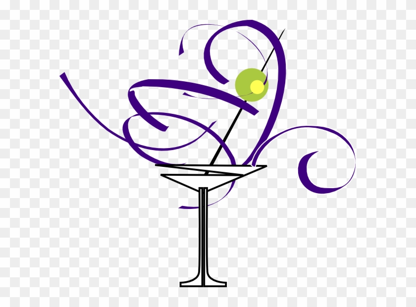 Best Online Collection Of Free To Use Clipart Contact - Martini Glass Cartoon #62134