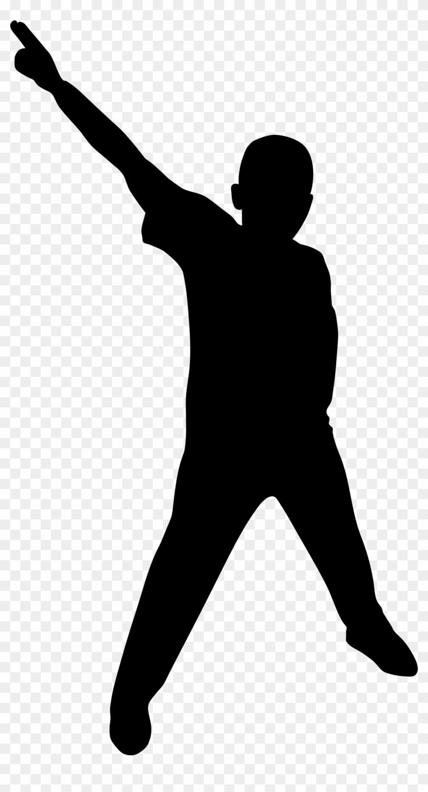 This Free Clip Arts Design Of Boy Dancing - Png Dancing #62177