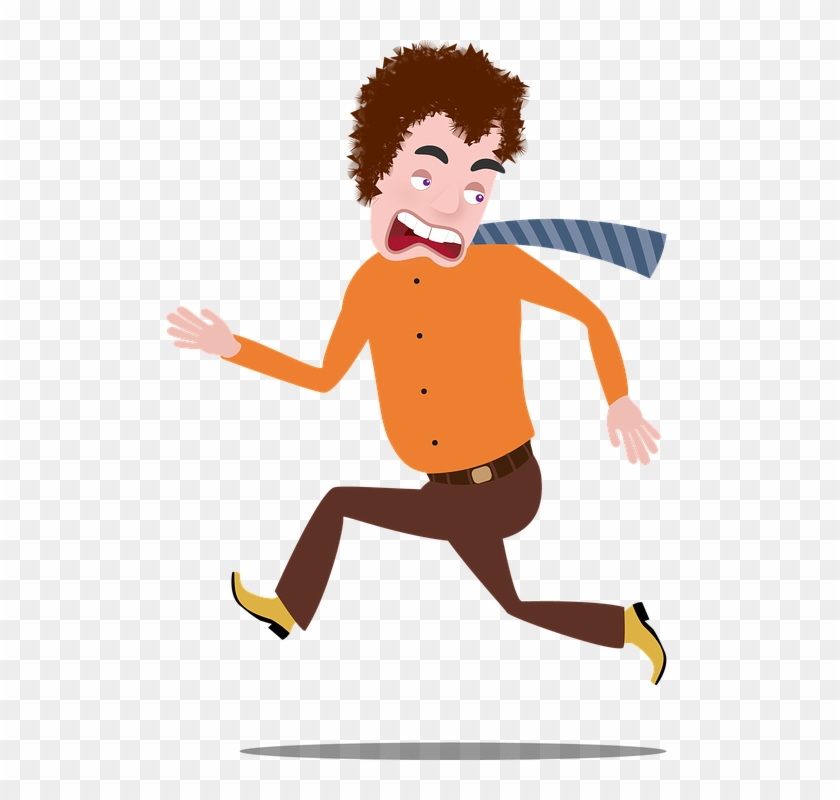 Man Run Cartoon Male Running Man Sport People - Man Running Cartoon Png #62213