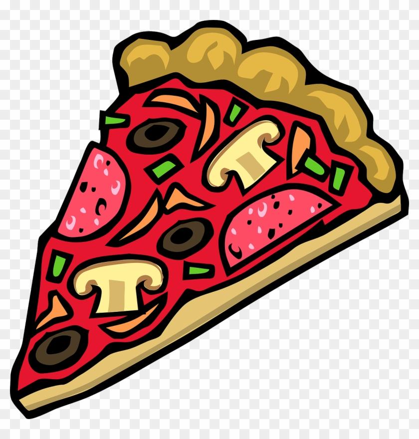 Pizza Clip Art Download - Pizza Clip Art #62235