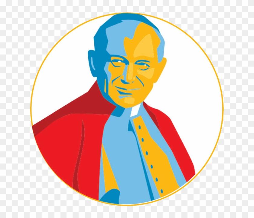 Stjpii - John Paul Ii Logo #62253