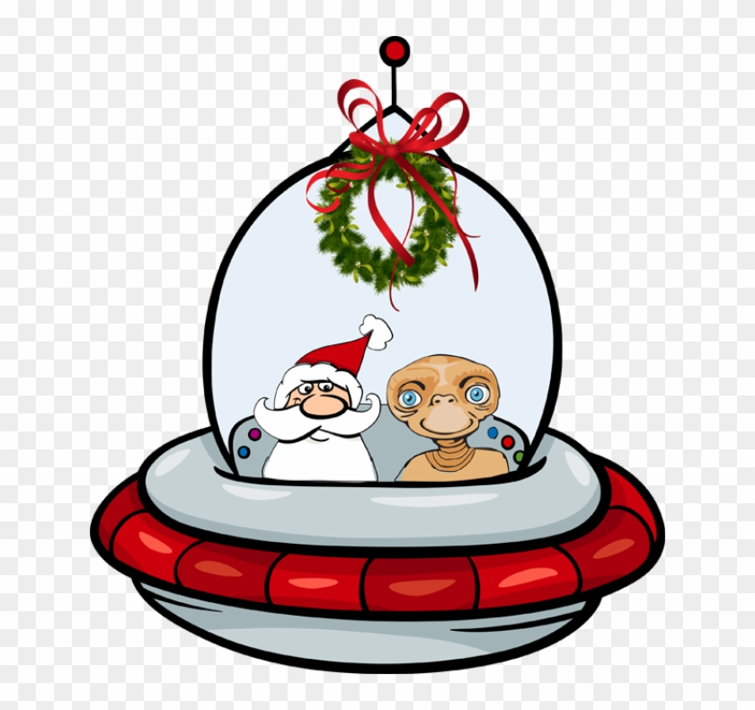 Great Santa Clip Art - Basketball Christmas Wreath Round Ornament #62283