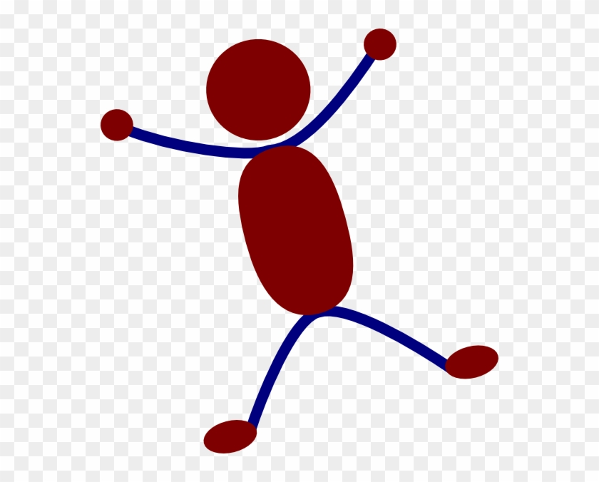 How To Set Use Running Man In Red Colour Icon Png - Clip Art #62316