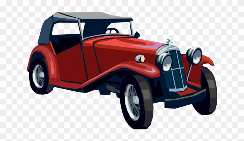 Classic Car Clipart Classical - Classic Car Png #62415