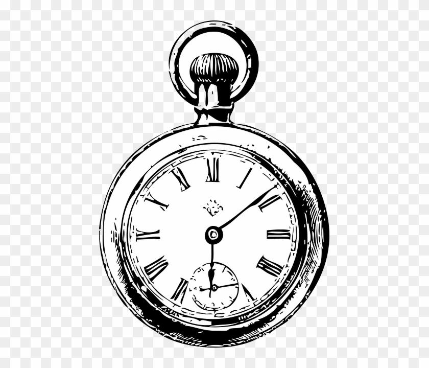 Free Image On Pixabay - Clock Drawing #62472