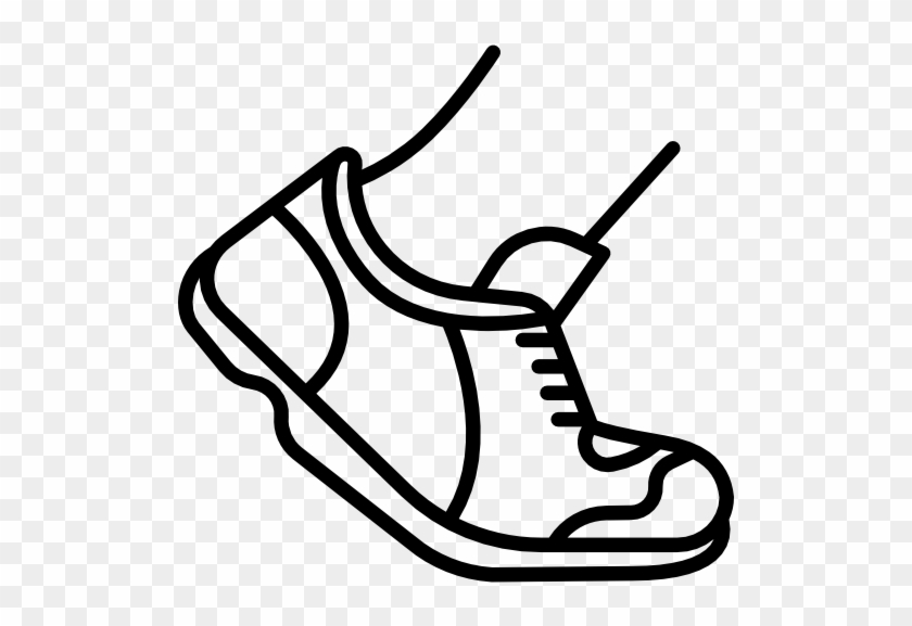 Size - Running Shoes Svg #62506