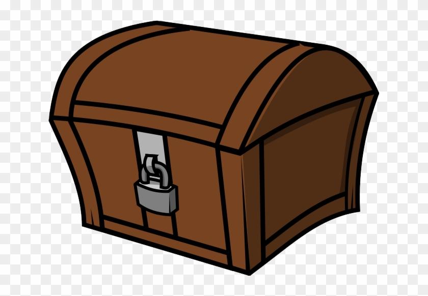 Free To Use Public Domain Treasure Chest Clip Art - Chest Clipart #62572