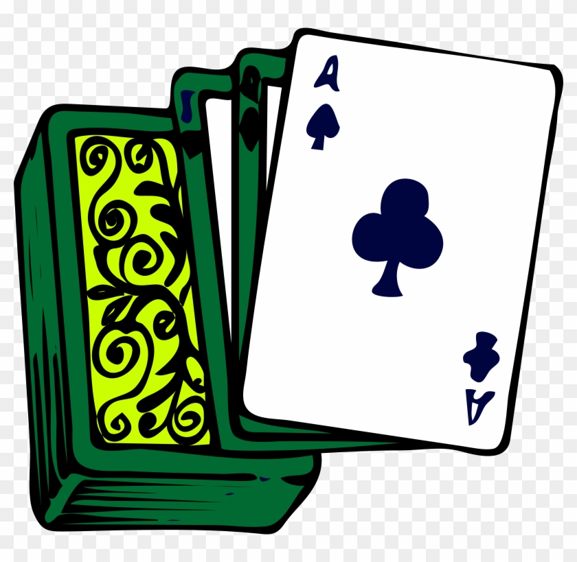 Playing Cards - Deck Of Cards Clipart #62628
