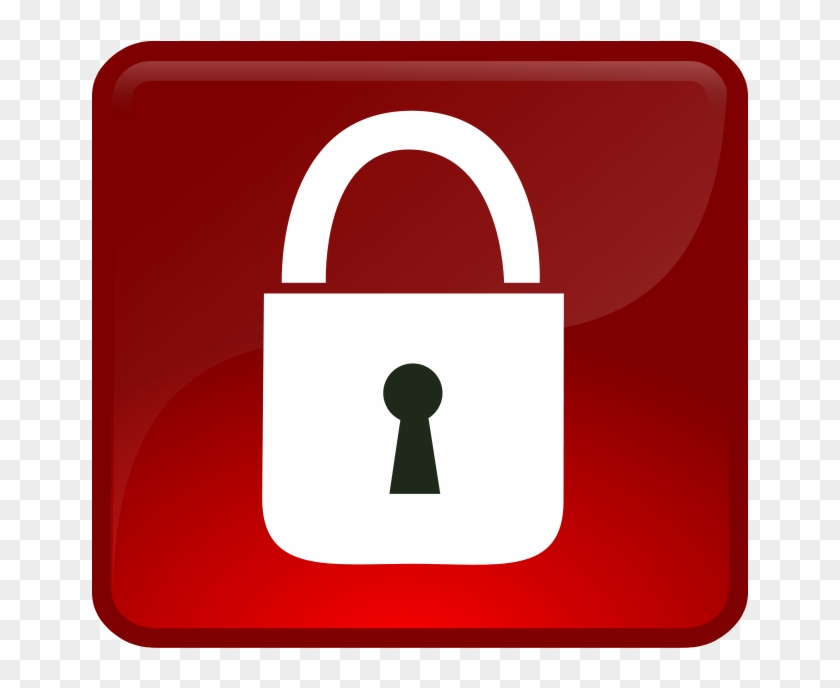Free Closed Lock - Padlock #62662