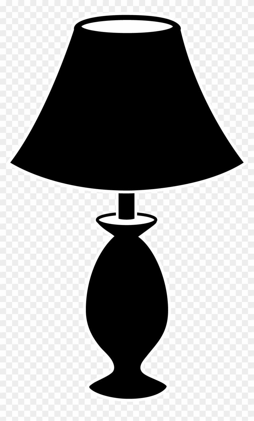 Clipart Of Lamp - Lamp Clipart #62695