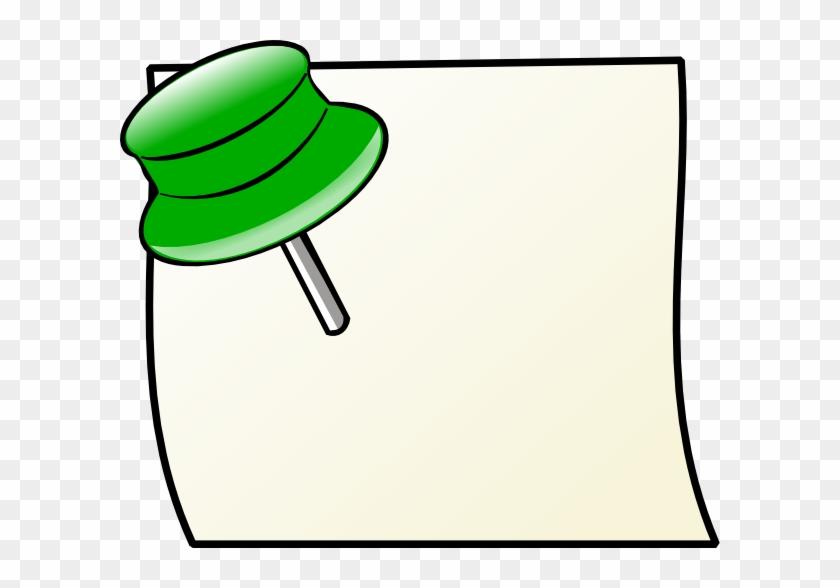 Clipart Info - Note Clip Art #62751