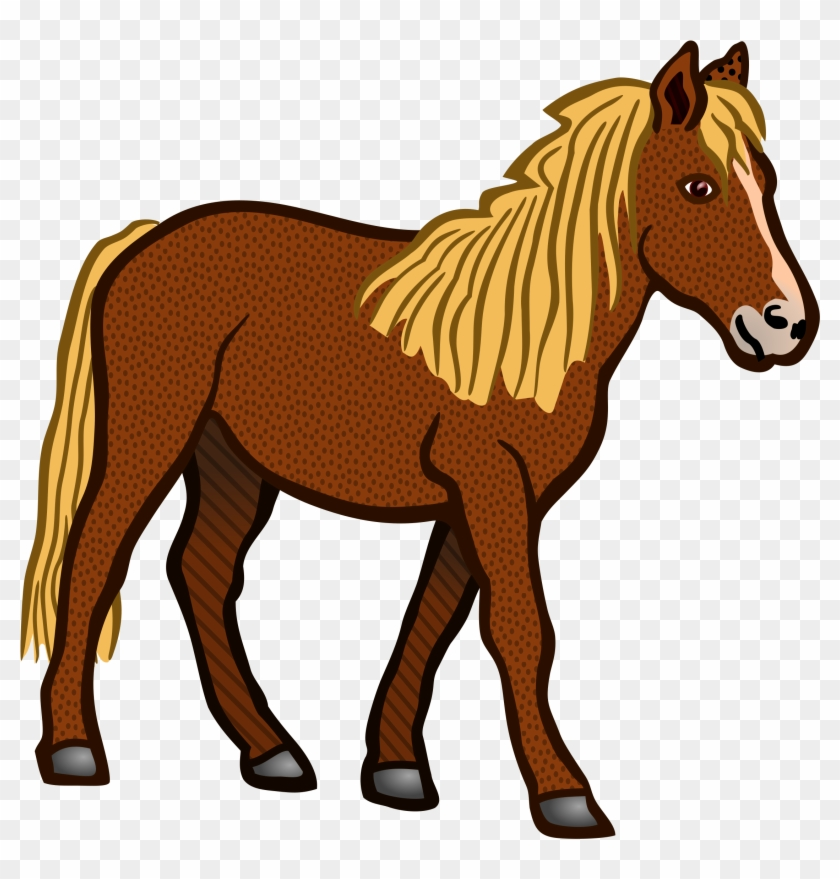 Horse Clipart - Objects With Letter H #62780