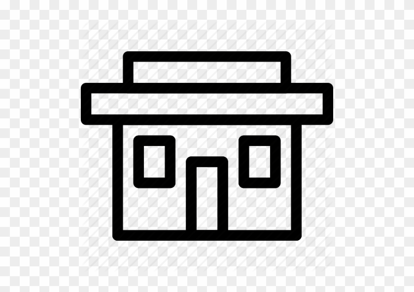 Post Office Building Clipart - Airport Clipart #62815