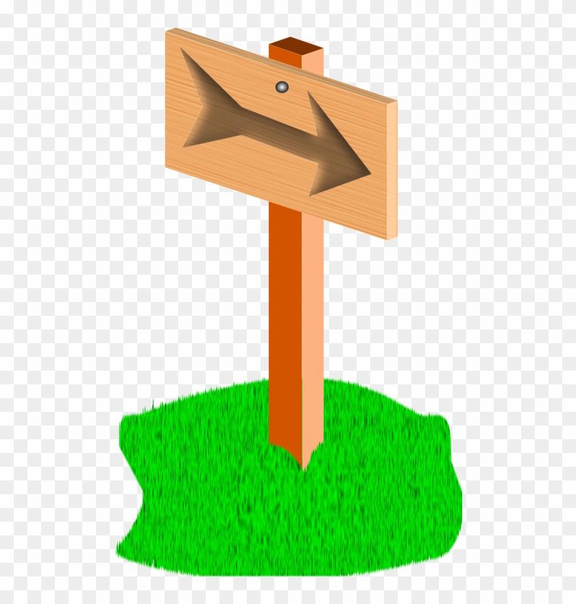Sign Post Clip Art - Clip Art #62982