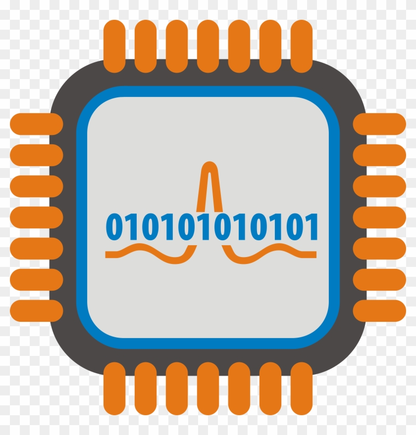 Clipart Analog To Digital Big Image Png - Analog To Digital Converter Clipart #63017
