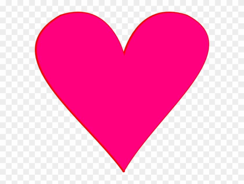 Light Pink Heart Clipart Clipart Panda Free Clipart - Pink Heart Clipart Png #63026