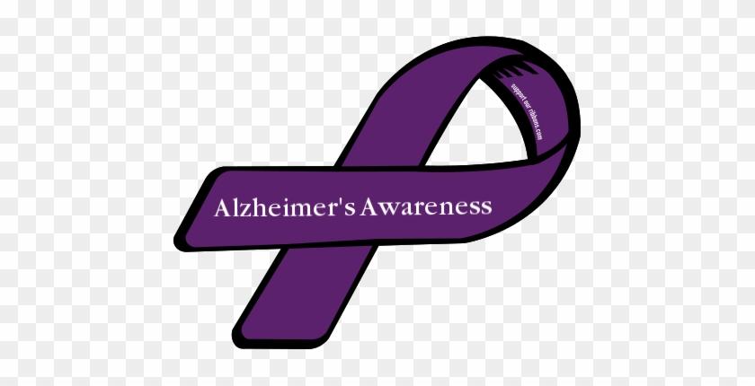 Alzheimers Cliparts - Eating Disorder Awareness Ribbon #63115