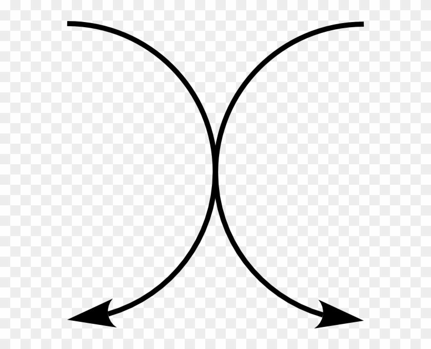 R Pfeil Doppelt Runter Clip Art At Clker - Pfeil #63133
