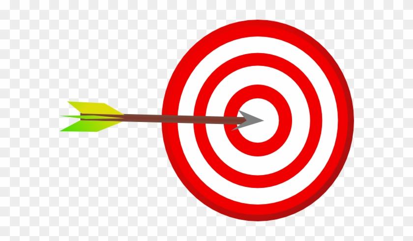 Target Logo With Arrow #63136
