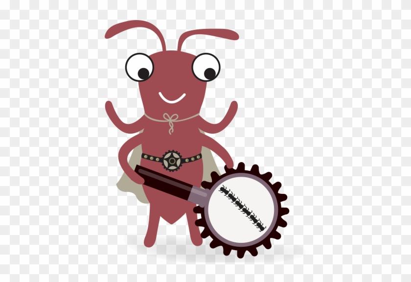 Explore More Discovery Activities - School Of Ants #63152