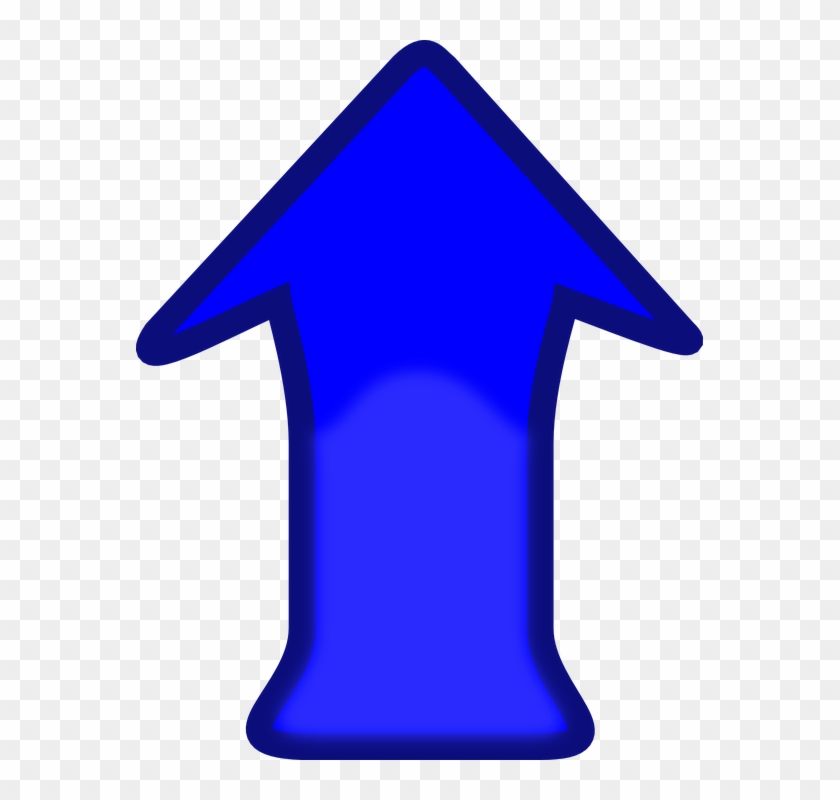 Arrow Pointing Up Clip Art #63247