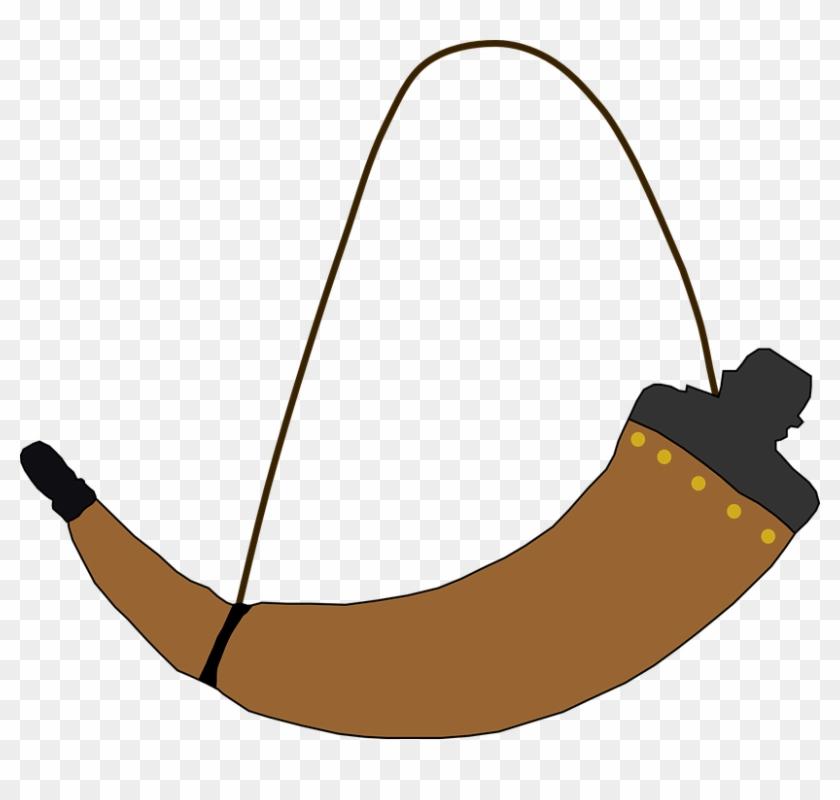 Horn, Minuteman, Patriot, Powder - Draw A Powder Horn #63355